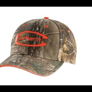 Carhartt 102010 Men's Midland Cap Realtree Hat